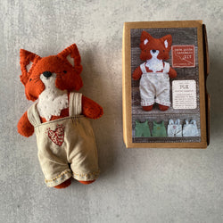 CALM Fox Sewing Kit (more on the way)