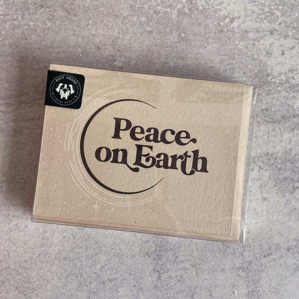 Peace On Earth Card Set
