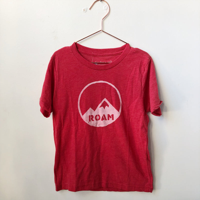 Roam Tee Shirt ~ Kids
