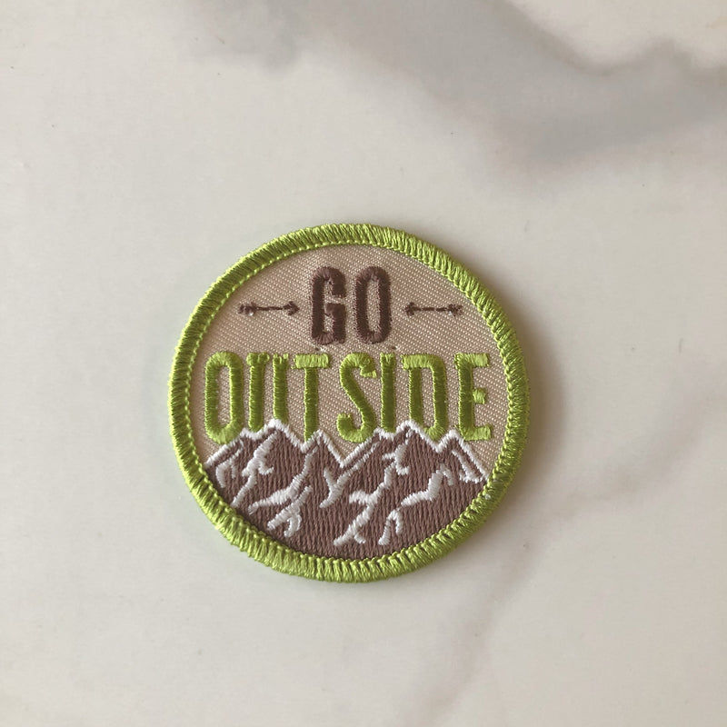 Go Outside Patch