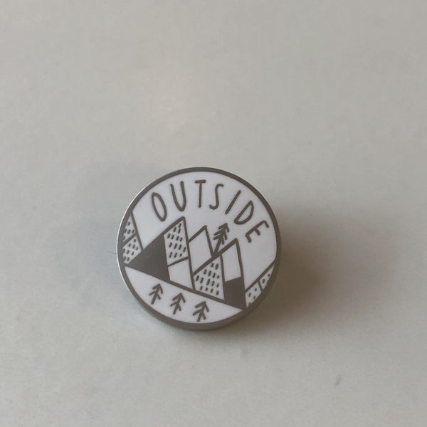 Lapel Pin - Outside Medallion
