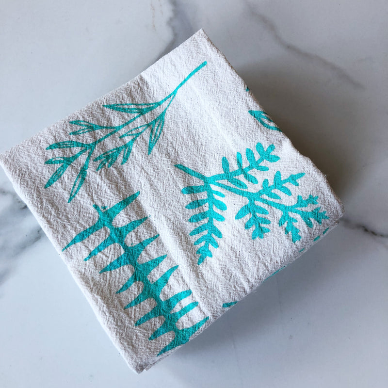 Napkins - Woodland Fern