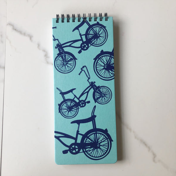 To Do Notebook - Bike