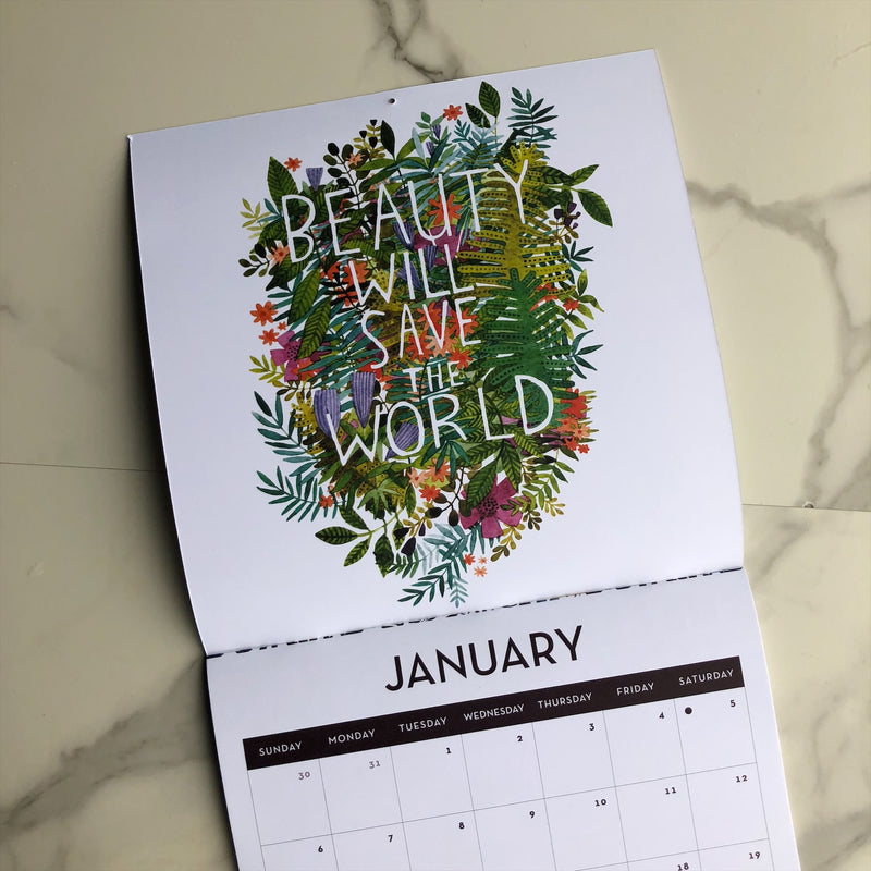 2019 Taproot Calendar - Set of 3