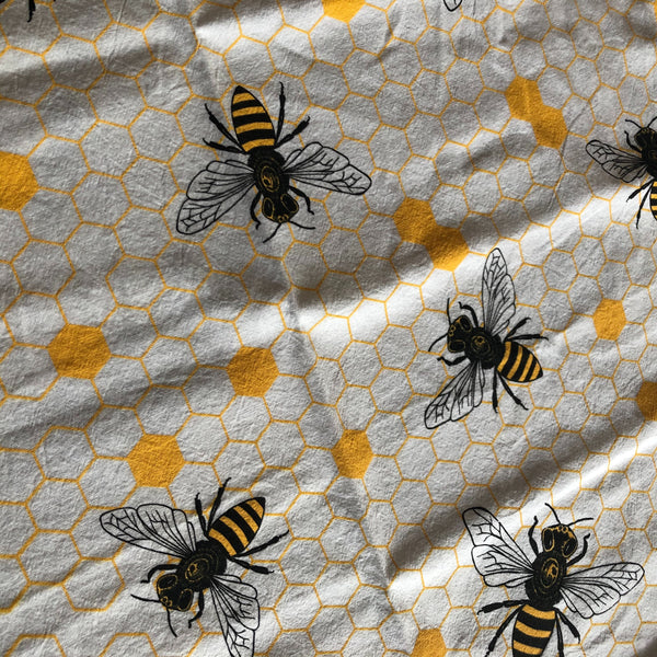 Tea Towel - Honey Bee