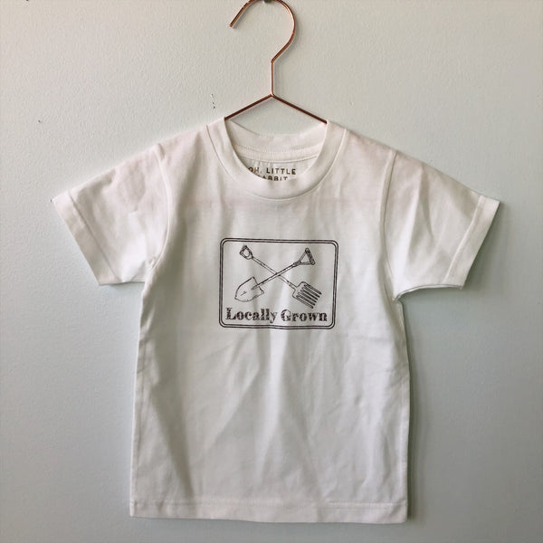 Locally Grown Tee Shirt ~ Toddler