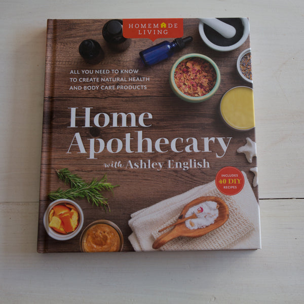 Homemade Living: Home Apothecary