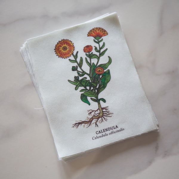 Organic Cotton Patches