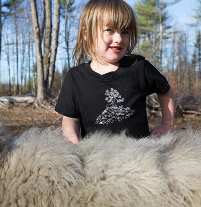 Little Lamb T-Shirt - Toddler