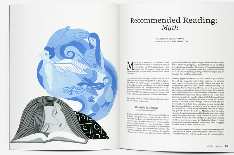 ISSUE 17::MYTH