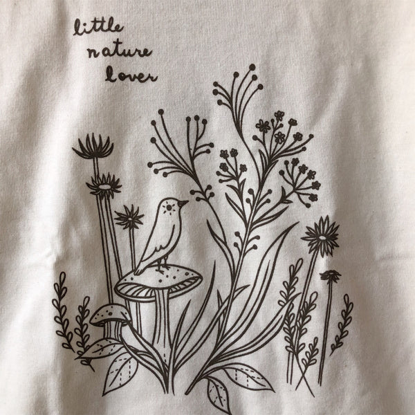 Little Nature Lover Tee Shirt ~ Kids