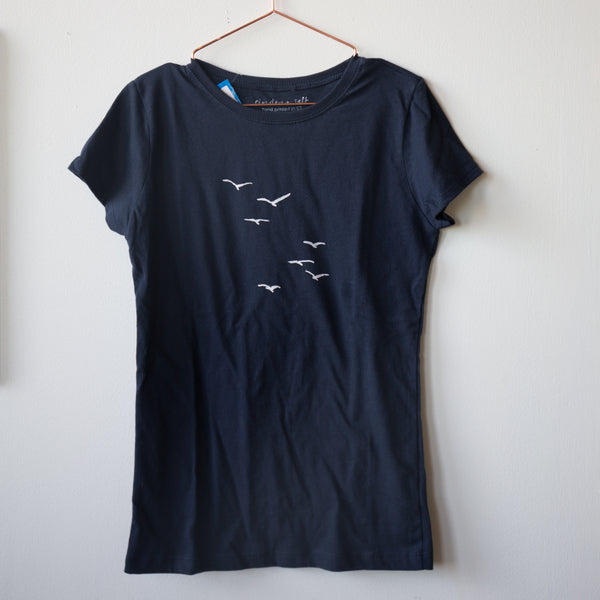 Seagulls Tee Shirt ~ Girls