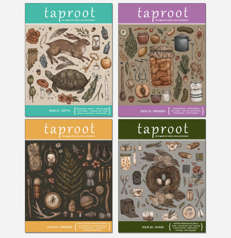 Taproot Magazine Year 5 Collection