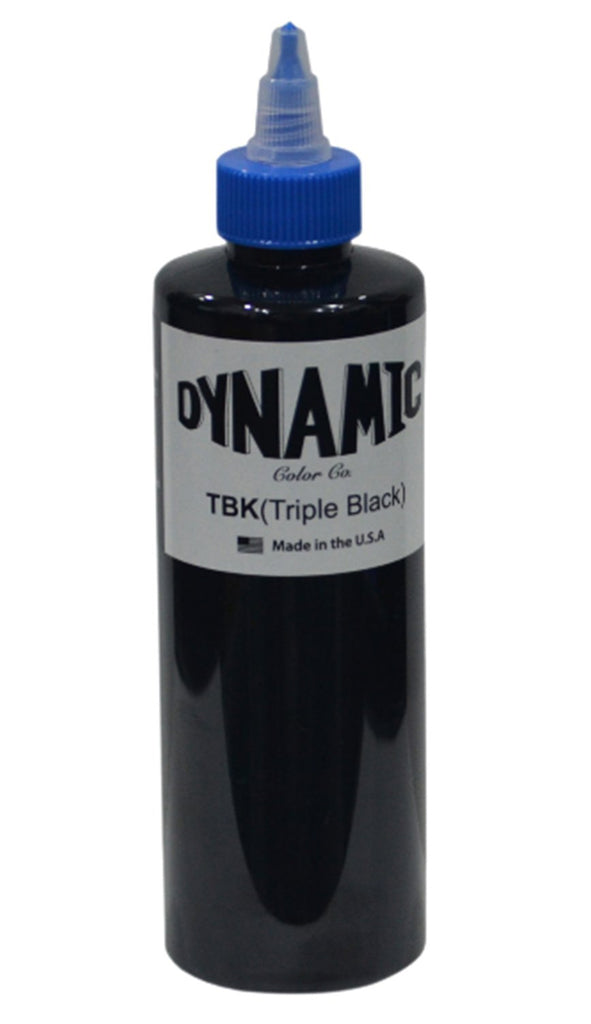 Dynamic Ink Triple Black
