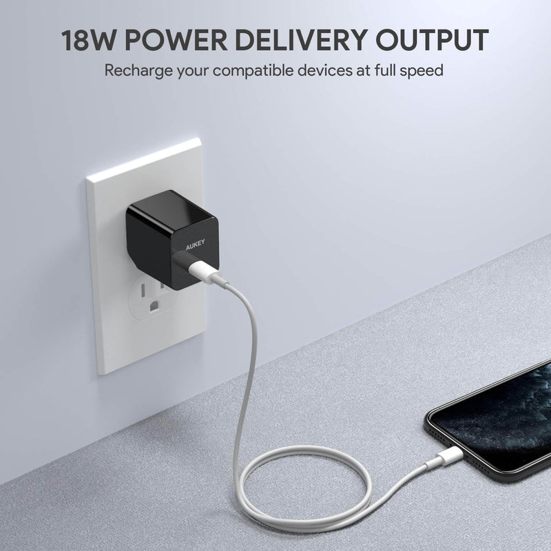 Minima 18W PD Charger