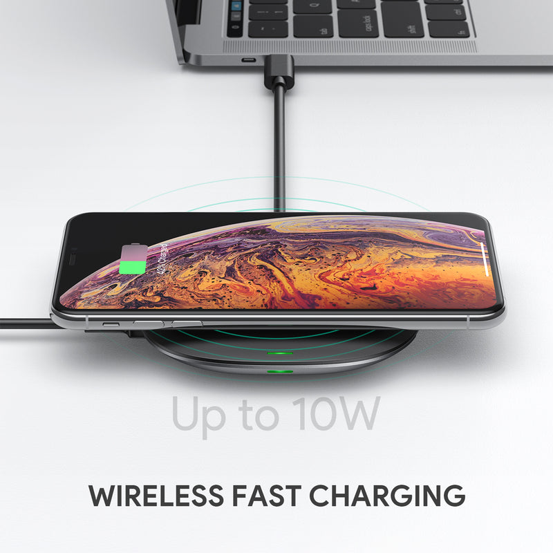Unity Wireless 100W - 4-in-1 USB-C Hub with Wireless Charging