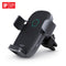 Navigator Wind II 10W Wireless Charging Phone Mount