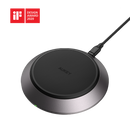 AUKEY Wireless Charger, Charging Pad 15W Max Qi-Certified Wireless Fast Charging