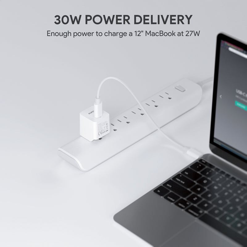 Minima 30W-PD Wall Charger