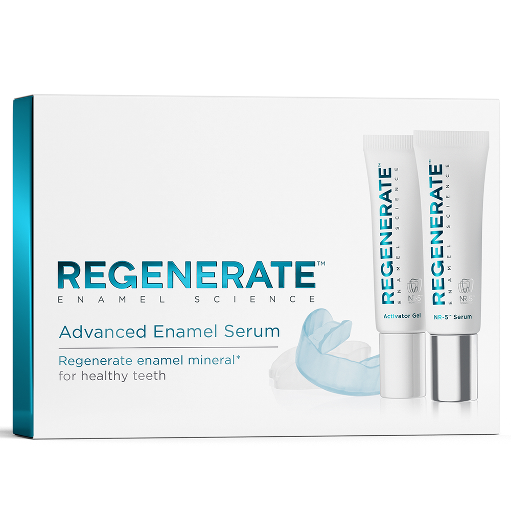 Regenerate Advanced Enamel Serum packshot
