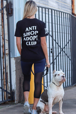 Anti Shop Adopt Club