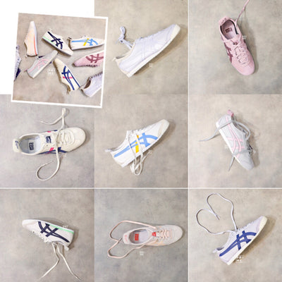 Onitsuka Tiger Mexico66 Pastel Collection