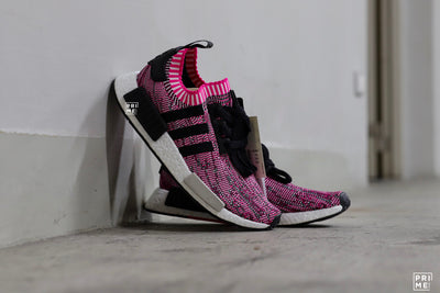 NMD R1 PK Shock pink / Black