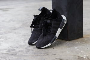 NMD R1 Core Black Grey White