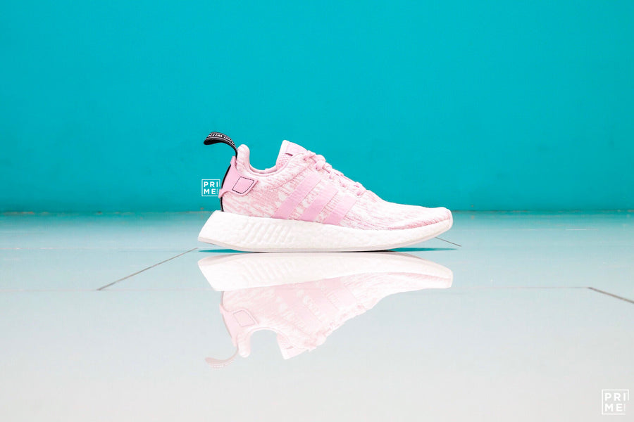 NMD R2 Wonder Pink/Core Black