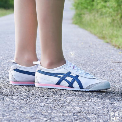 Review Onitsuka Tiger Mexico66 White/Independence Blue