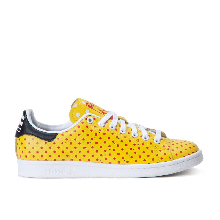 Adidas Pharrell Stan Smith Yellow Red 25402