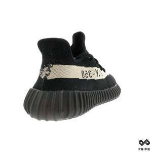 Yeezy 350 Core Black White (BY1604)