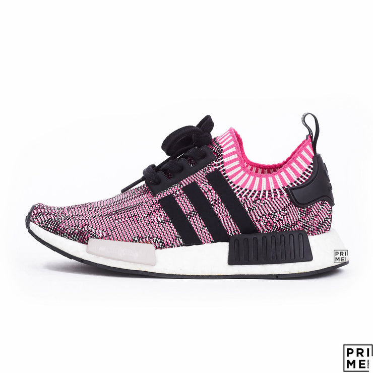 Adidas NMD R1 Shock pink / Black ( BB2363 )