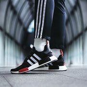Adidas NMD R1  Cloud White/Power Red (EG2697)