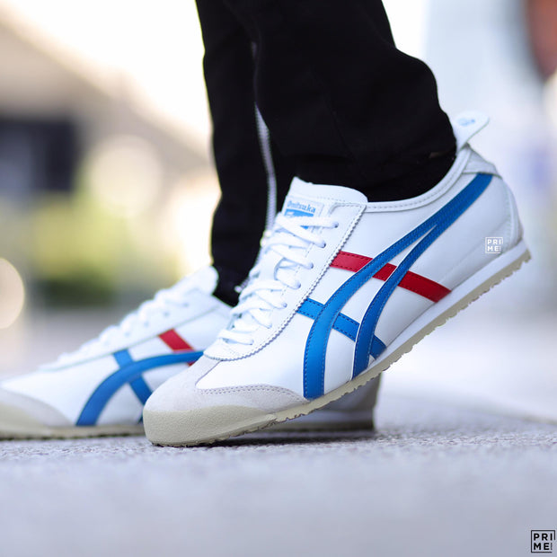Onitsuka Tiger Mexico66 White/Blue (DL408-0146)