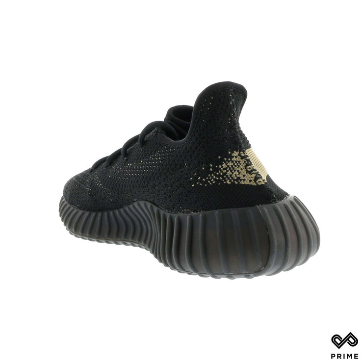 Yeezy 350 Core Black  Green (BY9611)