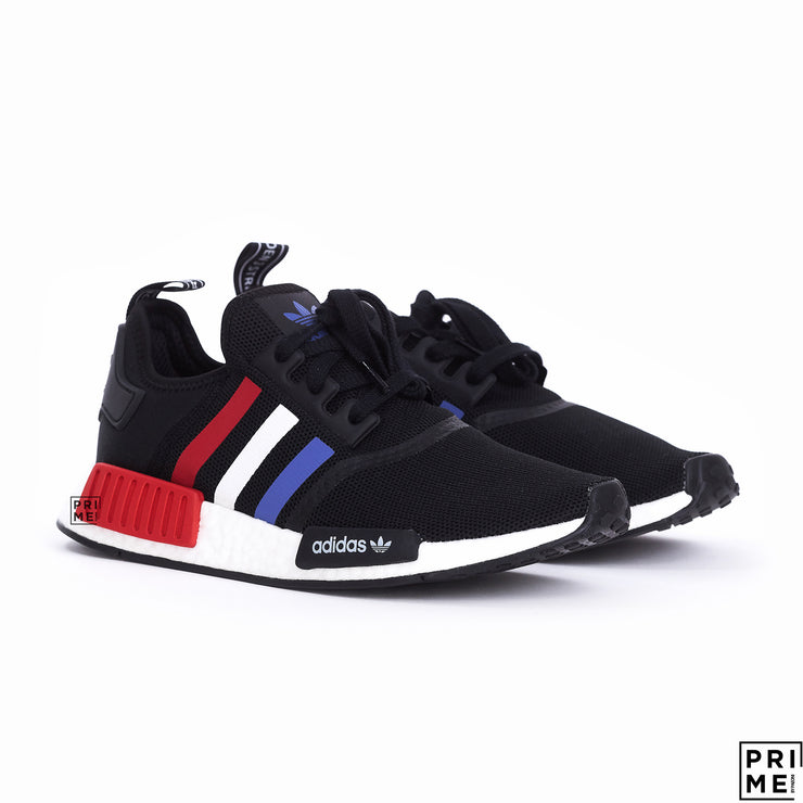 Adidas NMD R1 Core black/Royal/White (F99712)