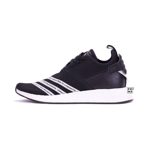 ADIDAS NMD R2 PK White mountaineering Black (BB2978)