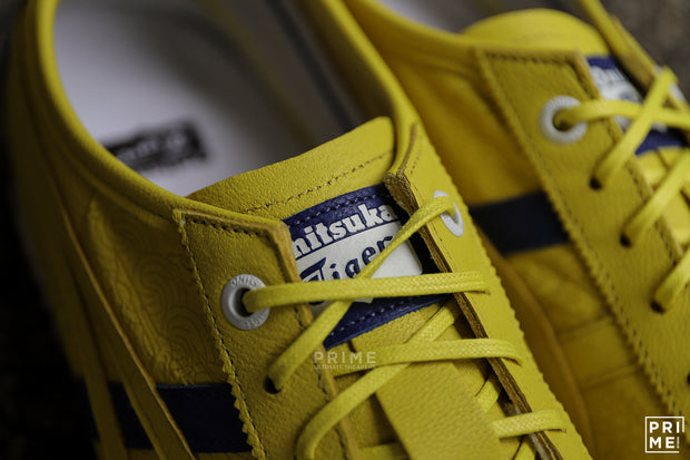 Onitsuka  Tiger X Street Fighter  Acid Yellow /  Soft Yellow Limited