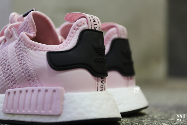 Adidas NMD R1 Clear Pink / Cloud White / Core Black (B37648)