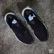 Adidas NMD R1 Core Black / Core Black / Icey Blue (BY9951)