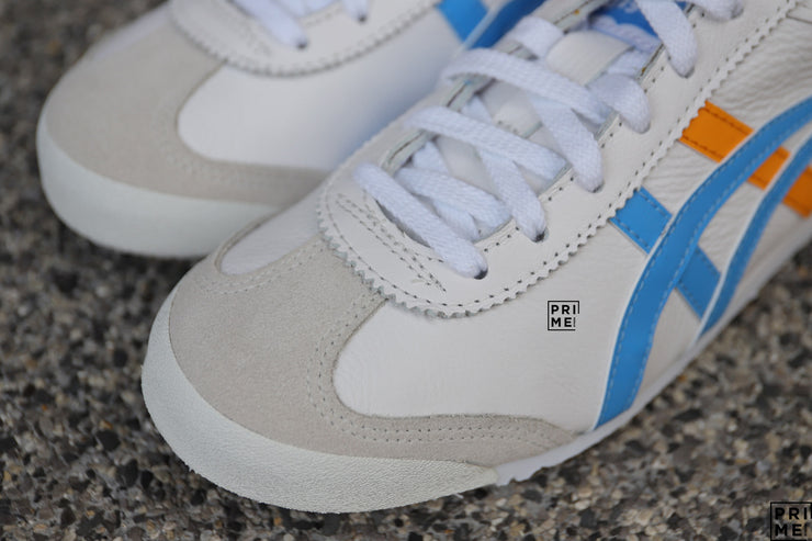 Onitsuka Tiger Mexico66 White/Azul blue (1182A078-102)