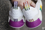 Adidas NMD R1  PRIDE Cloud White Limited  Love unite(FY9024)
