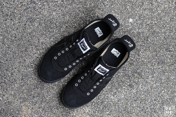 Onitsuka Tiger Mexico66 Slip on Black/Black  (D3K0Q-9090)