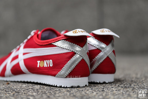 Onitsuka Tiger  Mexico66  Classic Red/White (1183a730-600)