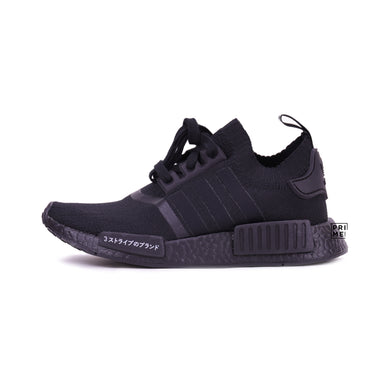 ADIDAS NMD R1 PK Triple black Japan (BZ0220)