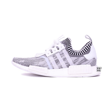 ADIDAS NMD R1 PK Glith Camo White/Core Black (BY1911)