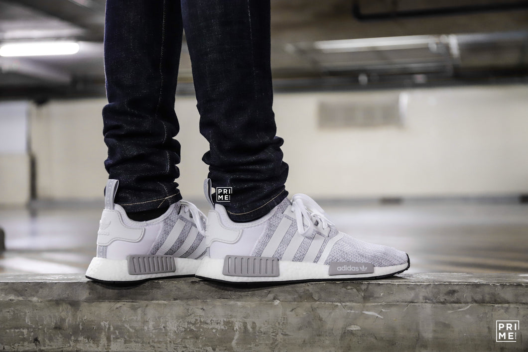 Adidas NMD R1 White/Grey (B79759)