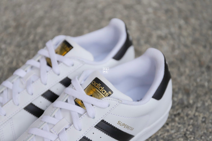 Adidas Superstar Cloud White / Core Black / Cloud White (C77124)