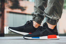 Adidas NMD XR1 OG Core Black/Rush / Red (BY1909)